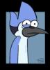tacobob: Mordecai Not Very Impressed (Mordecai 2)