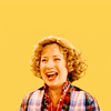 goodbyebird: 70s Show: Kitty is laughing. (70s Show Kitty)