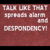 conuly: (despondancy)