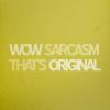 conuly: (sarcasm)