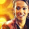 juniperphoenix: Martha Jones smiling in the TARDIS (DW: Martha)