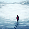 nano_moose: Black Plague. Philip stands in a snowfield, utterly dwarfed and alone. ([BP] ...fuckberries)