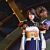 nano_moose: Final Fantasy X. Tidus hugs Yuna as he begins to fade, taking care not to fall through her. ([FF] intangible embrace)