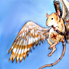 nano_moose: Digger. A rat...with wings. And a message pouch. ([D] a metaphorical pigeon)