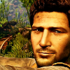 nano_moose: Uncharted. Nathan Drake looking in askance. ([U] faaaaaaaace)