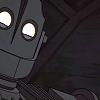 nano_moose: The Iron Giant. Said Giant beaming adorably. (glee!!!)