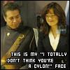 icepixie: ([BSG] Not a Cylon face)