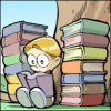 zebi: (Bookworm (Sinfest))