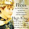angelsgracie: (Naria Peter is King)