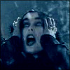 maureenlycaon_dw: screaming Dani Filth of Cradle of Filth (hysterical)