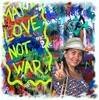 ayatel: (love not war)