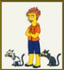 boldnerd: (me & cats)