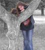 lognatal: (рядом с деревом)