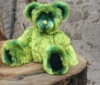 ladyloveswolves7: Beaugi bear (Blackberry bear)