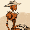 industrialfairytale: (Robot Cowboy)