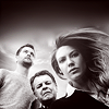 "rose_griffes: Olivia, Walter and Peter from TV's ""Fringe."" (fringe)"