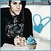 nervodyne: (DAVID magical blue cupcake power)
