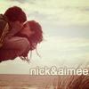 nervodyne: (NICK aimee beach kiss)