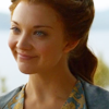 theleaveswant: still from Game of Thrones; Margaery (Natalie Dormer) smiling conspiratorially (Margaery smiling)