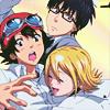 shirato: (SD: Group Hug)