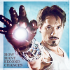 "jordannamorgan: Robert Downey Jr. as Tony Stark, ""Iron Man"". (Iron Man)"