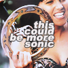 "nenya_kanadka: Xena and chakram: ""This could be more sonic"" (DW Xena more sonic)"