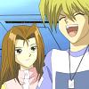 alexseanchai: Shizuka and Jounouchi (Yu-Gi-Oh! sibling bond)