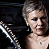 darkemeralds: Dame Judi Dench looking appalled (You MUST be joking, Judi Dench)