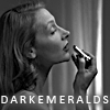 darkemeralds: (Lipstick)