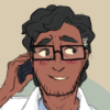 imperfectscientist: (flustered)