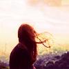 radostia: (le cabelo ao vento)