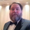 edschweppe: Myself in a black suit and black bow tie (bow tie)