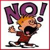 thaccian: Calvin & Hobbs (Calvin No!)