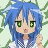 bluehairedotaku: (joy)