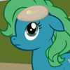 "neighfeni: Icon made by <user name=""lil_rebbitzen""> (pony with a pancake on her head)"