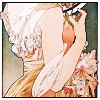 cherry: (mucha back)