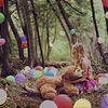lastinperth: (Girl in forest of balloons.)
