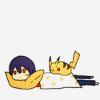 aera: red&pikachu ; pokemon ((_ _))