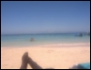 unsocialite: photo of a beach and the Atlantic ocean (feet beach relax summer)