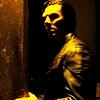 desecrated: (disguised, in the door)