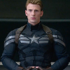 grammarwoman: Captain America in his Winter Soldier gear (Captain America Winter Soldier)