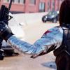 heismymission: a very shiny arm (a: threat)
