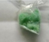 faceless_wonder: a bag of green crack (crack)