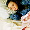 dreamwriter_emmy: Alexis Bledel (brunette sleeping) (dreaming, sleeping)