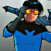 musesfool: Jaime Reyes is the Blue Beetle and he don't need no superpowers to kick ass (and i'm all out of bubblegum)