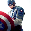 assembles: stand, shield, captain, costume, down (the price of freedom)