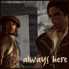 mjules: shareable with credit (AC - Ezio/Leo: Always Here)