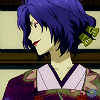 ext_12512: Hinoe from Natsume Yuujinchou, elegant and smirky (Saiyuki Gaiden: history repeating)