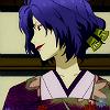 ext_12512: Hinoe from Natsume Yuujinchou, elegant and smirky (Sanzo: HEADACHE)