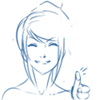 morphballin: (Thumbs-up!)